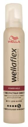 Мусс для волос Wella Wellaflex С антивозрастным эффектом 200 мл