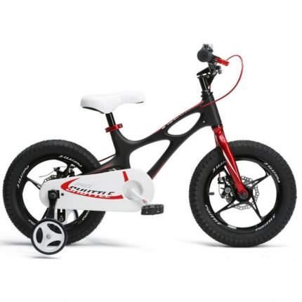 """Детский 2-колесный велосипед Royal Baby Space Shuttle 16"""" Чёрный Black"""