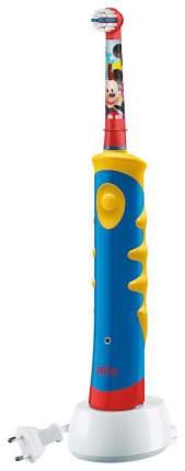 Детская зубная электрическая щетка Oral-B Mickey Mouse D10.513K