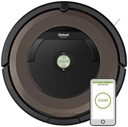 Робот-пылесос iRobot Roomba 896 Brown/Black
