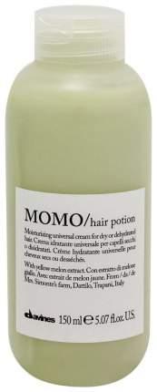 Крем для волос Davines MOMO Hair Potion Универсальный несмываемый 150 мл
