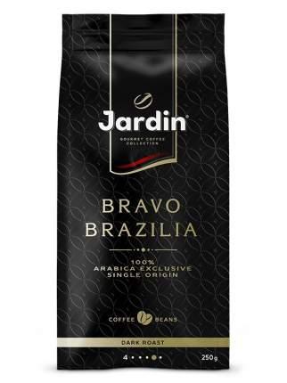 Кофе в зернах Jardin bravo Brazillia 250 г