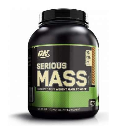 Гейнер Optimum Nutrition Serious Mass, 2700 г, chocolate peanut butter