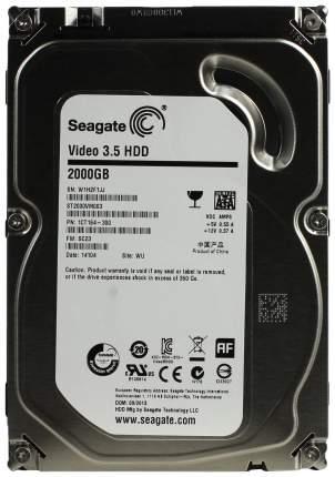 Внутренний жесткий диск Seagate Video 2TB (ST2000VM003)