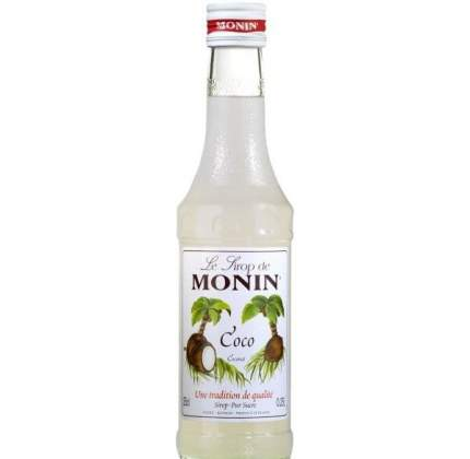 Сироп Monin кокос 0.25 л