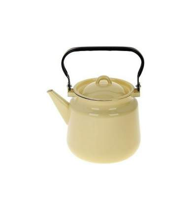 Чайник для плиты СТАЛЬЭМАЛЬ 2С26 3.5 л