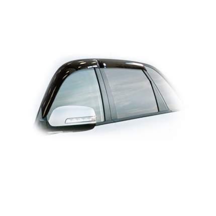 Дефлекторы на окна CA Plastic для Kia Sorento 2012–н.в. полупрозрачный