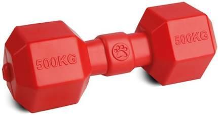 Игрушка для собак Грызлик Ам Гантелька Аmfibios 19,5 см