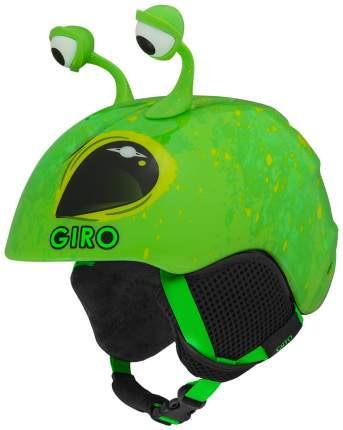 Горнолыжный шлем детский Giro Launch Plus Jr 2019, зеленый, XS