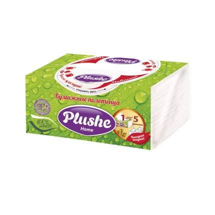 Полотенце Plushe home бумажное v-вложение 1 слой 250 листов