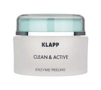 Пилинг для лица Klapp Enzyme Peeling