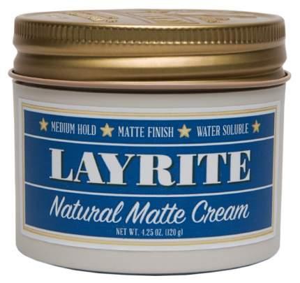 Средство для укладки волос Layrite Natural Matte Cream 120 г