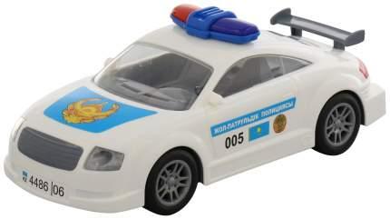ДПС Казахстан автомобиль Полесье инерционный
