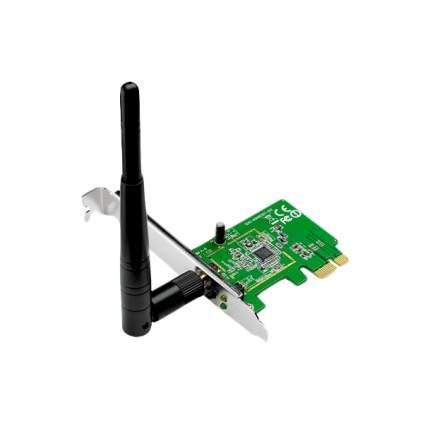 Приемник Wi-Fi ASUS PCE-N10  Green