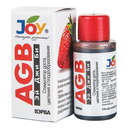 Фитогормон для иммунитета, корнеобразования, плодовитости Joy AGB 217114 50 мл