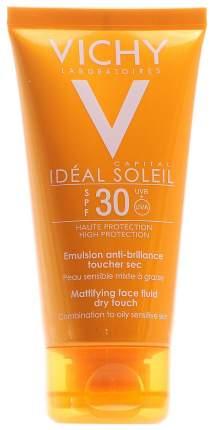 Эмульсия для лица Vichy Idéal Soleil Mattifying Face Fluid Dry Touch SPF30 50 мл