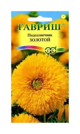 Семена Подсолнечник Золотой, 0,5 г Гавриш