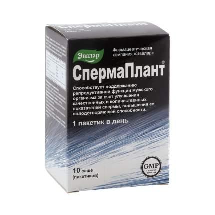 Спермаплант Эвалар саше 3,5 г 10 шт.