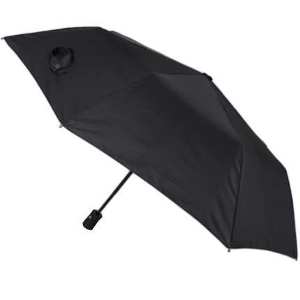 Зонт-полуавтомат Flioraj 11001 FJ черный