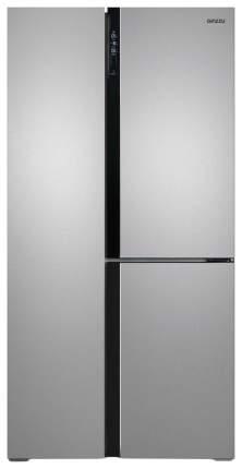 Холодильник Ginzzu NFK-610 Silver