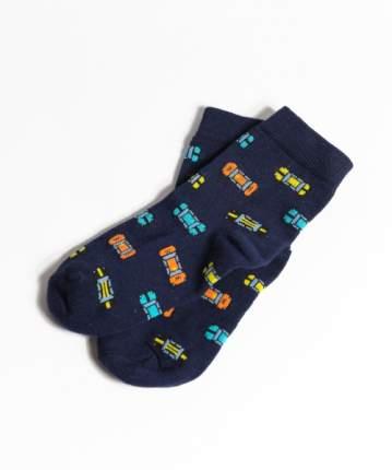 Носки для мальчиков Котофей р.12, 07742263-23