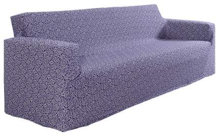 Чехол на диван KARNA фиолетовый