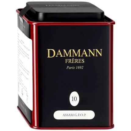 Чай черный Dammann Assam GFOP 100 г