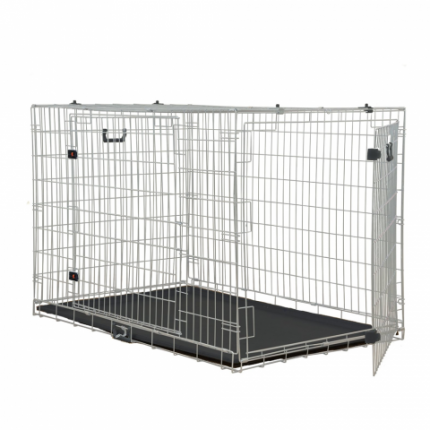 Клетка для собак Rosewood OPTIONS 43x56x51см, 2 двери