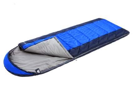 Спальный мешок Trek Planet Lugano Comfort синий, левый