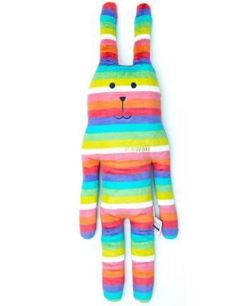 Игрушка-подушка Craftholic заяц Rainbow Rab, L 111 см C 283-01