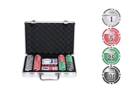 Набор для покера Partida NUTS на 200 фишек