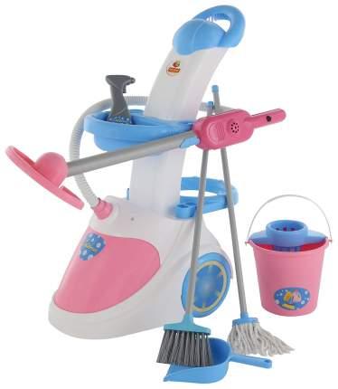 Набор для уборки игрушечный Полесье Помощница-5