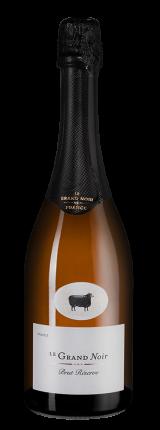 Игристое вино Le Grand Noir Brut Reserve Les Celliers Jean d'Alibert