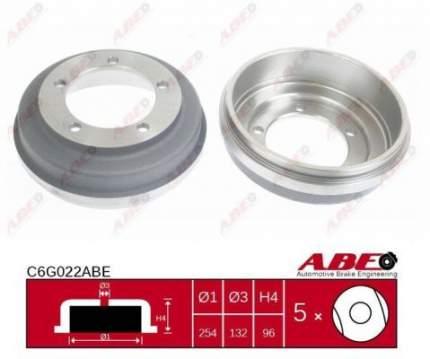 Тормозной барабан ABE C6G022ABE