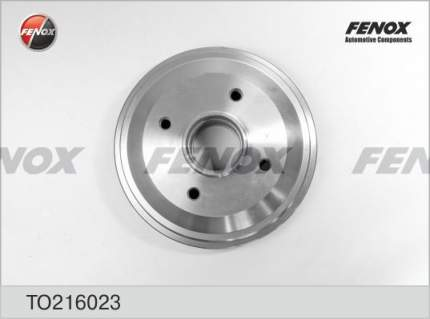Тормозной барабан FENOX TO216023