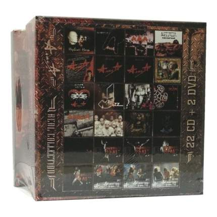 Алиса Real Collection (22CD+2DVD)