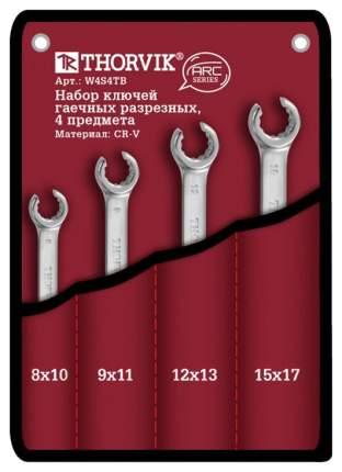 Набор ключей гаечных разрезных серии ARC в сумке, 8-17 мм, 4 предмета