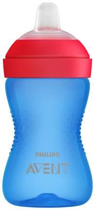 Чашка-непроливайка с мягким носиком Philips Avent 300 мл Голубой