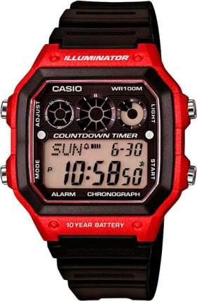 Наручные часы электронные мужские Casio Collection AE-1300WH-4A