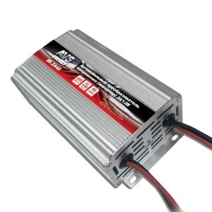 Автомобильный преобразователь напряжения AVS 12В-220В 43899