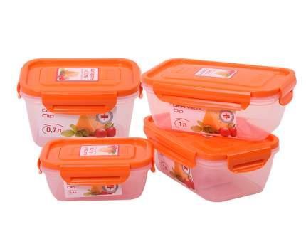 Набор пластиковых контейнеров CP040710/OR