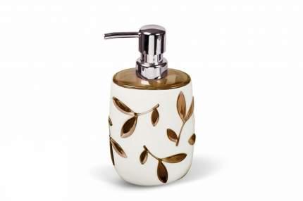 Дозатор для мыла Tatkraft Immanuel Olive 12028 Коричневый
