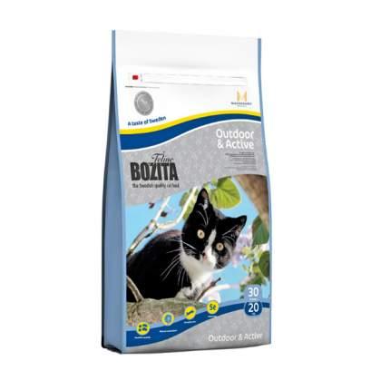 Сухой корм для кошек BOZITA Function Outdoor & Active, курица, 0,4кг