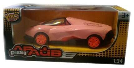 Легковая машина Yako Toys Драйв Collection pink