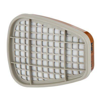 Фильтр для масок 3M 6051 2 шт