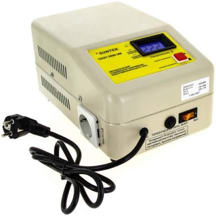 Стабилизатор напряжения электромеханического типа SUNTEK эм 2000ВА