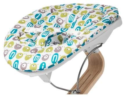Чехол на матрасик для кресла-шезлонга Evomove Nomi Baby (цвет товара: зеленый)