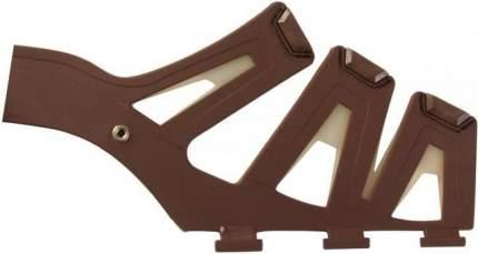 Крепления для вейкборда Jobe 2016 EVO Skins Chocolate Brown S