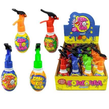 Жидкая конфета-спрей Бомбочка 20 шт