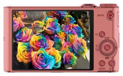 Фотоаппарат цифровой компактный Sony CyberShot WX350 Red